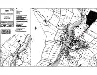 Plan de zonage 1/2000ème