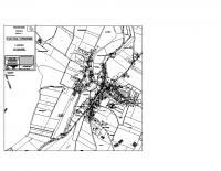 Plan réseau assainissement
